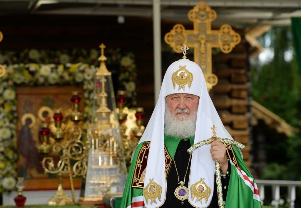 Проповедь Святейшего Патриарха Кирилла в день памяти святых Петра и Февронии Муромских