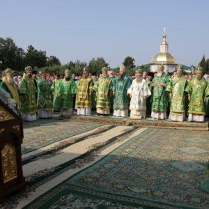 1 августа сайт Нижегородской митрополии будет вести прямую трансляцию Божественной литургии из Серафимо-Дивеевского монастыря