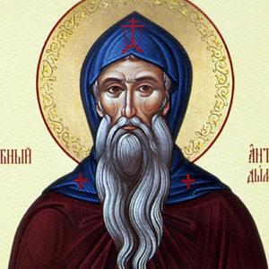 7 июля—память преподобного Антония Дымского