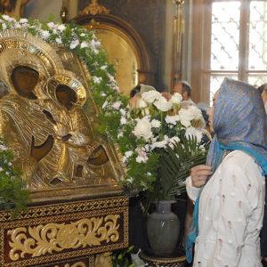 9 июля. Тихвинская икона Божией Матери