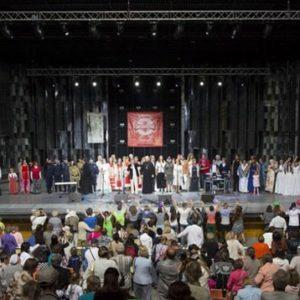 Православный фестиваль «Одигитрия» собрал в Витебске представителей Беларуси, России, Украины
