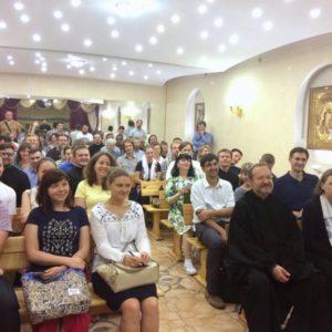 Состоялось собрание ответственных за молодежную работу в храмах Центрального викариатства