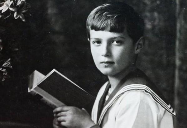 Единственный сын Государя Николая II