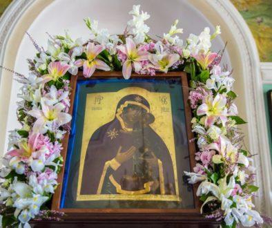 В Высоко-Петровский монастырь будет принесен чтимый список Толгской иконы Божией Матери