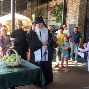 Состоялась благотворительная акция «Яблочный Спас» в помощь московским хосписам