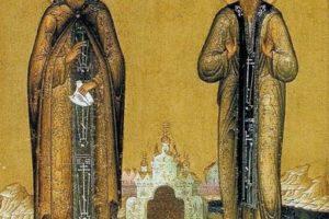 Святой блаженный Симеон, Христа ради юродивый