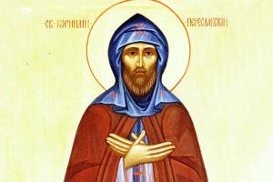 4 августа—память преподобного Корнилия Переяславского