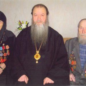 «ВСЕ, ЧТО ПРОИСХОДИТ В ЖИЗНИ, СРАВНИВАЙТЕ С ЗАПОВЕДЯМИ» Рассказы митрополита Новосибирского Тихона