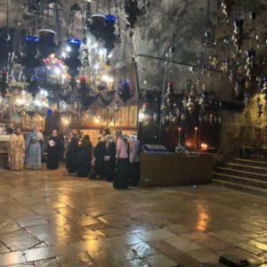 Сто великих святынь Православия. Гефсимания. Храм Успения Богородицы