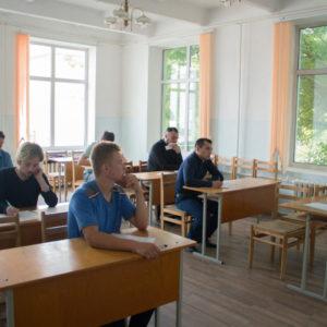 В Витебской духовной семинарии начались подготовительные курсы для абитуриентов 2018 года