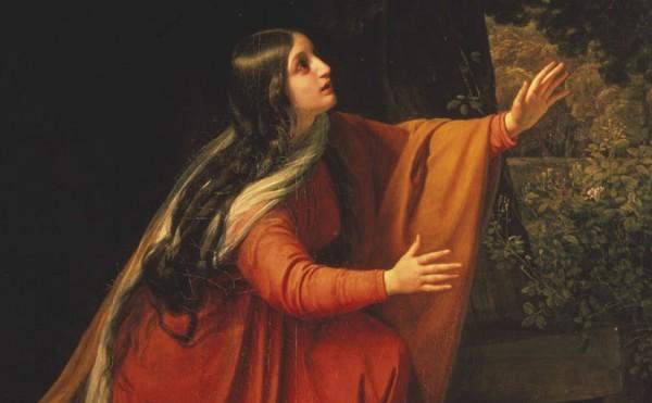 4 августа—день памяти святой равноапостольной мироносицы Марии Магдалины