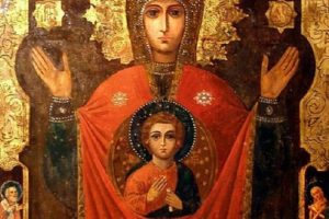 2 августа—празднование иконе Божией Матери «Знамение» Абалакской (Абалацкой)