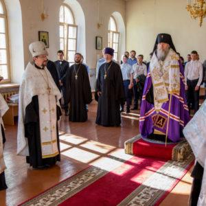 В Витебской духовной семинарии были проведены вступительные экзамены