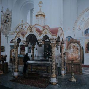 «Будет молитва в монастыре – будет и монашеская жизнь». Игумения Евдокия (Левшук)
