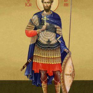 12 августа Православная Церковь празднует день памяти святого мученика Иоанна Воина