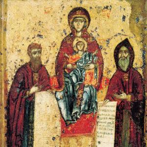 Празднование иконе Божией Матери Свенская (Печерская)
