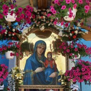 7 августа—праздник Успения праведной Анны, матери Пресвятой Богородицы