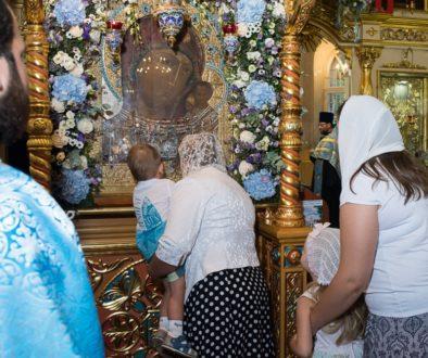 Празднование иконе Божией Матери «Казанская-Пензенская»