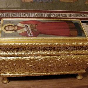 Празднование обретения мощей первомученика архидиакона Стефана (415)