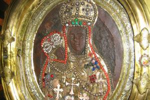 Праздник в честь Леснинской (Леснянской) иконы Божией Матери