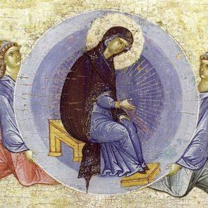 БУДЕМ КАК ДЕТИ У ПРЕСВЯТОЙ Шесть рассказов о том, как подвижники чтили Божию Матерь