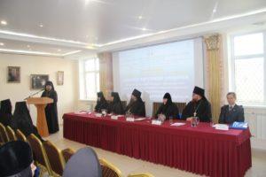 При Свято-Никольском Черноостровском монастыре г. Малоярославца состоялась конференция «Свобода и ответственность монахов»
