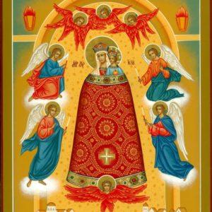 Празднование иконе Божией Матери «Прибавление ума»