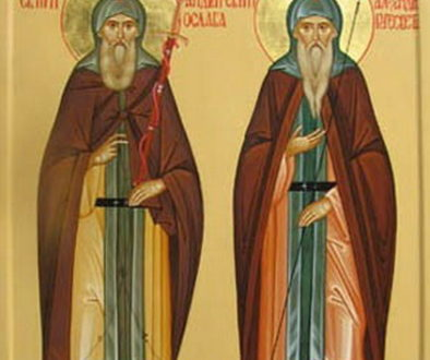 День памяти преподобных Александра Пересвета и Андрея Осляби, учеников преподобного Сергия Радонежского