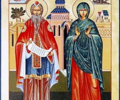 День памяти пророка Захарии и праведной Елисаветы, родителей святого Иоанна Предтечи