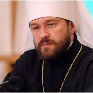 Митрополит Волоколамский Иларион: Все христианские Церкви в Европе сегодня стоят перед одними и теми же вызовами