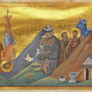 День памяти преподобномученика Зосимы-пустынника