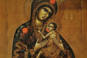 Празднование Арапетской (Аравийской, «О Всепетая Мати») иконе Божией Матери