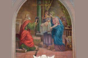Праздник в честь Зачатия честного славного Пророка, Предтечи и Крестителя Господня Иоанна