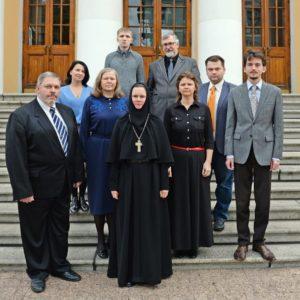Юридическая служба Московской Патриархии переименована в Правовое управление Московской Патриархии