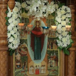Слово в день Покрова Пресвятой Богородицы. Святитель Лука (Войно-Ясенецкий)