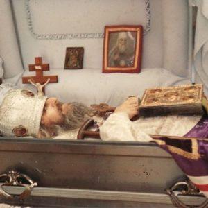 ТАИНСТВО ОТКРЫТИЯ МОЩЕЙ К 25-летию обретения мощей святителя Иоанна (Максимовича)