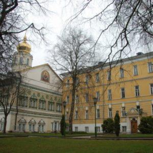 В Московской духовной академии пройдет XI Международная научная конференция «Троице-Сергиева Лавра в истории, культуре и духовной жизни России»