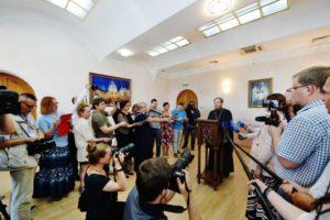 Священник Александр Волков: Нужно быть открытыми и честными по отношению к обществу