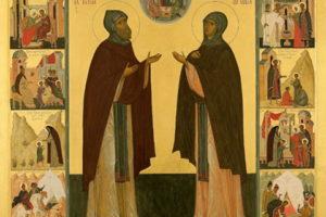 День памяти преподобных Кирилла и Марии, Радонежских и Хотьковских чудотворцев, родителей преподобного Сергия