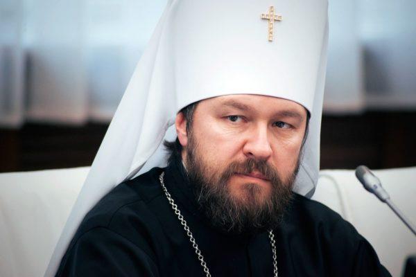 Митрополит Волоколамский Иларион: Тот факт, что Константинопольский Патриархат признал раскольничьи структуры, для нас означает, что сам он теперь находится в расколе