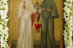 11 октября. День обретения мощей преподобномученицы Великой княгини Елисаветы и инокини Варвары