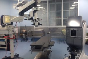 В больнице святителя Алексия открылось отделение хирургической офтальмологии