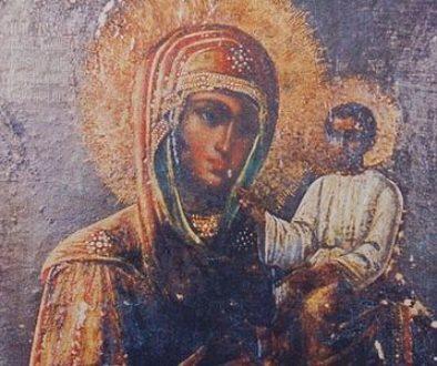 БЕЛАЯ ВЕЖА И КАМЕНЕЦКАЯ ИКОНА БОЖИЕЙ МАТЕРИ Святыни Белой Руси