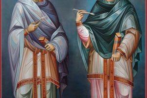 «МЫ ПРИШЛИ ПОМОЧЬ ТЕБЕ» Современные чудеса святых Косьмы, Дамиана, Харалампия, Марины и Нектария