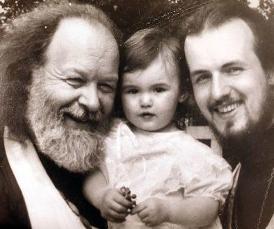 ПОЛВЕКА НА СЛУЖБЕ ГОСПОДУ И ЦЕРКВИ К 50-летию диаконской хиротонии протоиерея Валериана Кречетова