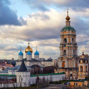 В Новоспасском монастыре состоится презентация книги о прп. Венедикте Нурсийском