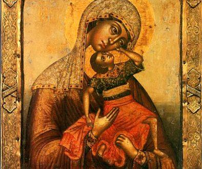 Празднование иконе Божией Матери «Взыграние» Угрешской