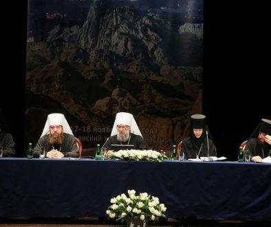Монашествующие Витебской епархии приняли участие в международной конференции «Духовное наследие египетских отцов и его актуальность для современного монашества»