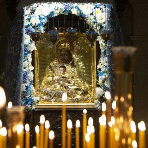 Празднование иконе Божией Матери «Милостивая»