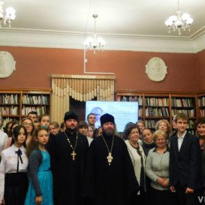 Лиозненское благочиние Витебской епархии приняло участие в детско-юношеских чтениях в Смоленске